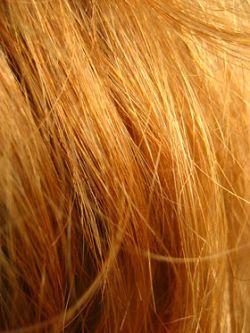 kırık saç